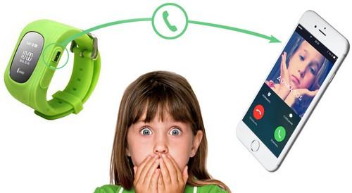 Описание и инструкция Smart Baby Watch